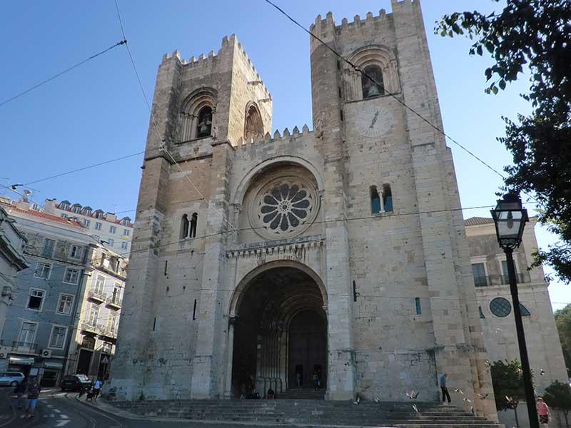 リスボン リスボン大聖堂