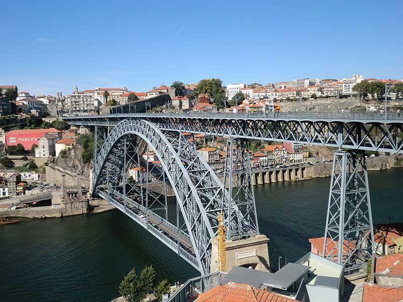 ポルト ドンルイス1世橋