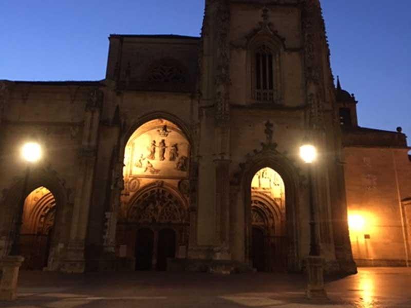 オビエド・サン・サルバドール大聖堂